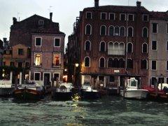 Icy calm Venice