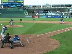 Baseball vs camera