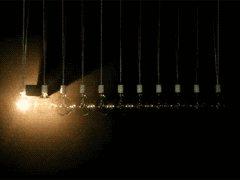 Kinetic energy transfer
