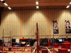 Horizontal Bar Routine