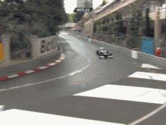 Cool racing turn