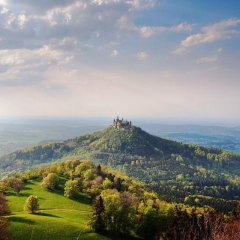 Hohenzollern Castle, Germany