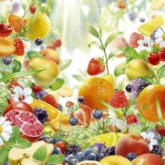Для, открытка про фрукты