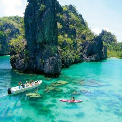 The Philippines' Fabulous Palawan Island