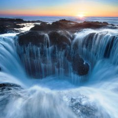 The Natural Menace Of Thor's Well