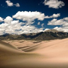 The Divine Dunes Of Colorado