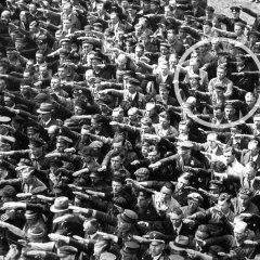 The Man Who Didn't Salute Hitler