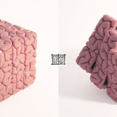 '<strong>Rubik's Brain Cube</strong>' by <a href=