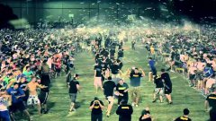 Largest Water Balloon Fight Record