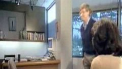 Bill Gates Jumps Over A Chair