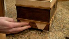 Homemade Puzzle Box
