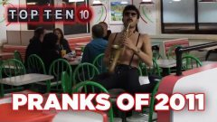 Top Pranks Of 2011 Compilation