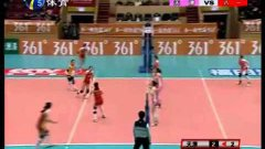 Professional Chinese Women Volleyball Match Never Ends