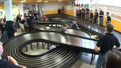 Ridiculously Fast Slot Car Racing