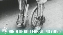 Cycle Skating In The 20′s