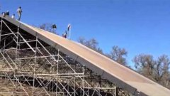 Skateboarder Evan Doherty Is Youngest To Complete Mega Ramp Run
