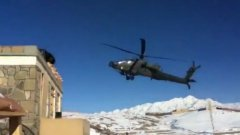 Apache Helicopter Crash In Afghanistan