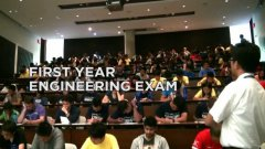 The worst test - an engineering flash mob
