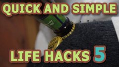 6 ways to open a bottle without an opener