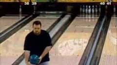 The backwards bowler