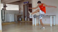 Amazing freestyle soccer tricks