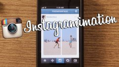 Instagramimation stop motion animation