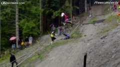 Danny Hart's Winning Downhill Run