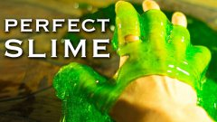 How to make perfect homemade slime