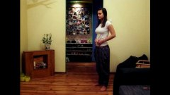 Pregnancy time lapse stop motion