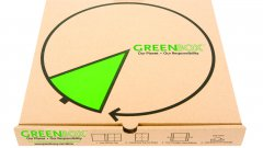 GreenBox Pizza Box