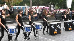Drumcat Street Performance