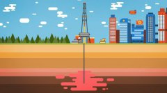 Fracking explained animation