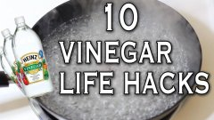10 awesome vinegar life hacks