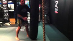 Joe Rogan Teaches Turning Side Kick