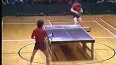 Oldskool chinese pingpong battle!