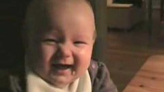 Little Girl Laughing Slowed Down