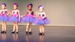 Toddler Tap Dancer Steals The Show