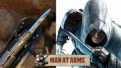 Blacksmith Reproduces Hidden Blade From Assassin's Creed 4