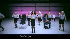 Virgin America Flight Safety Music Video