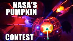 NASA Pumpkin Carving Contest 2013