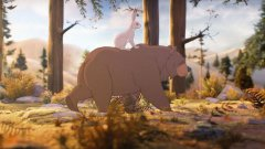 The Bear & The Hare John Lewis Christmas Commercial