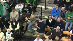 Celtics Fan Dances To Living On A Prayer Bon Jovi