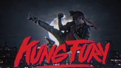 Kung Fury Movie Trailer