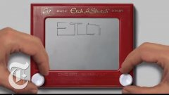 Etch A Sketch Inventor Tribute