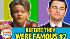 Celebrities In Commercial Before They Were Famous Part 2