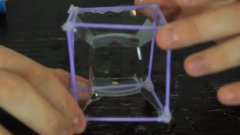 How To Make A Bubble Cube