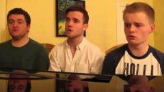 Three Dudes Cover The Friends Theme Song