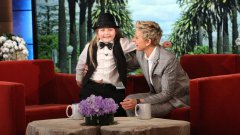 Seven Year Old Piano Prodigy at Ellen Show