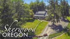 Video Tour of 18055 SW Seiffert Rd Sherwood Oregon
