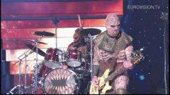 Lordi Hard Rock Hallelujah Eurovision Listen And Watch Music Video Online